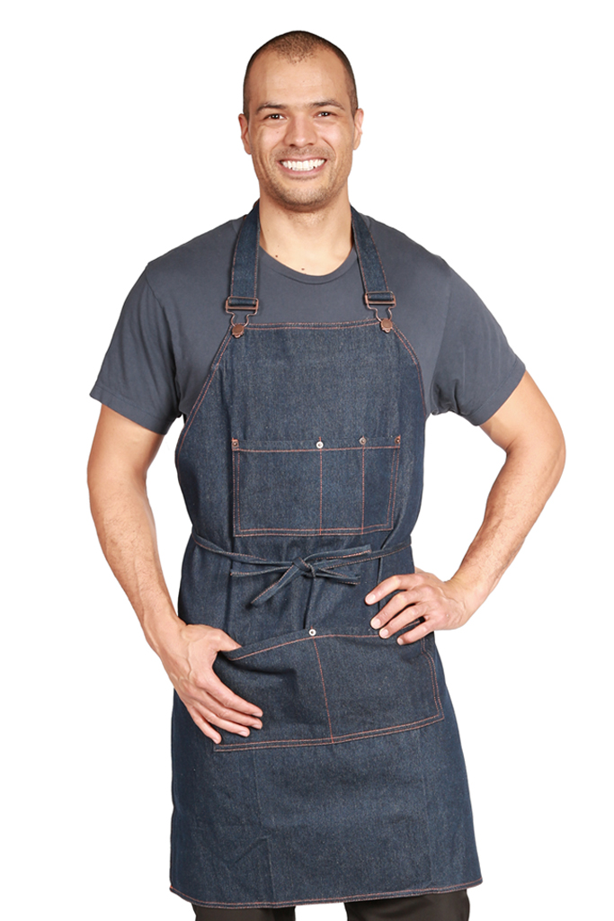 Unisex Denim Apron