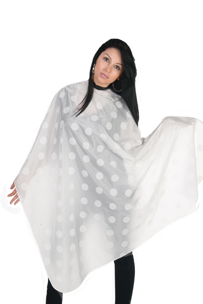 Make Sure Clients Are Comfortable with the Right Shampoo Capes