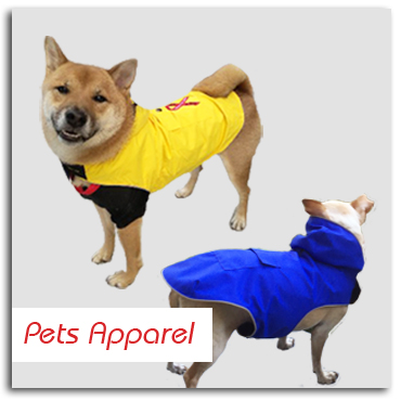 Ladybird line salon and work apparel for pet groomers and